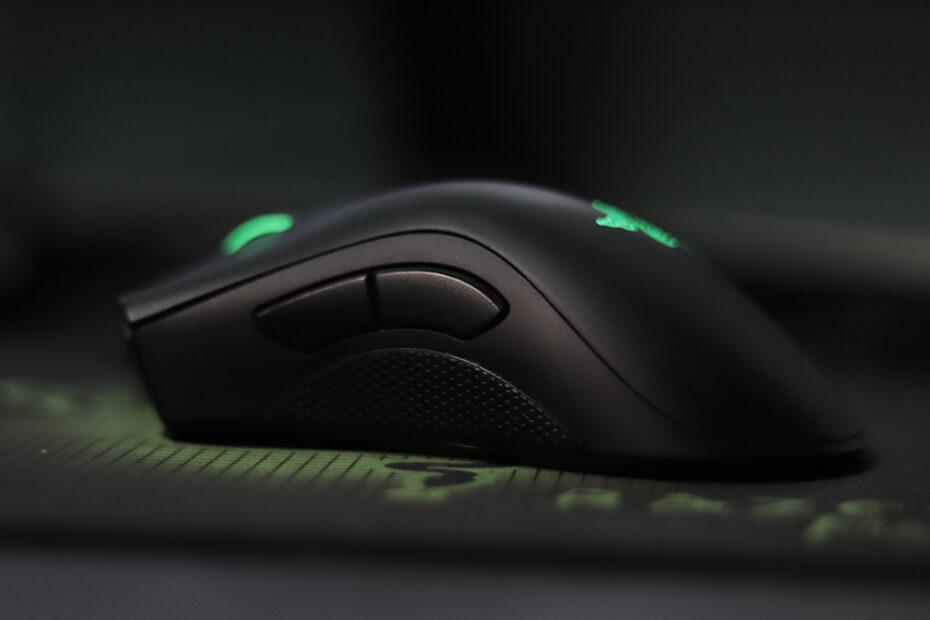 ratón gamer