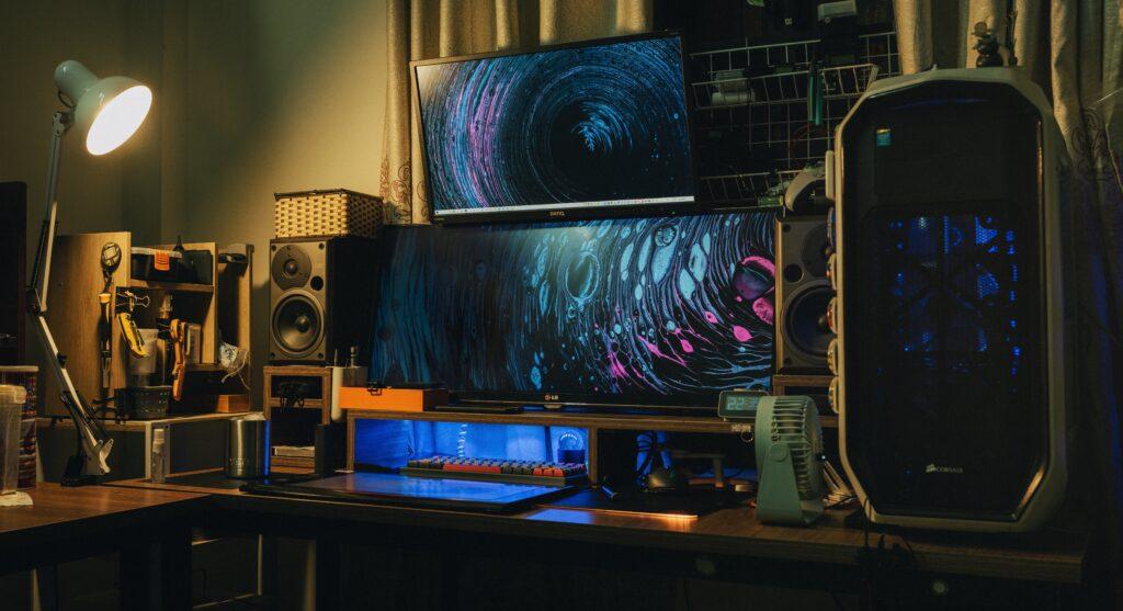 Monitor gamer - paneles