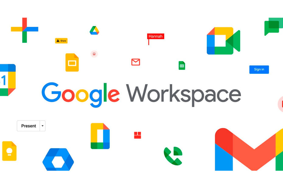 Gmail profesional google Workspace